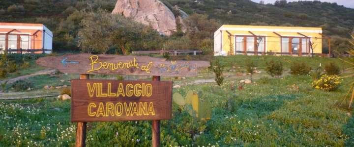 Villaggio Carovana, torna il workcamp in Sardegna