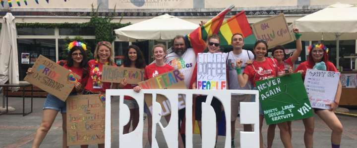 Liguria Pride Workcamp