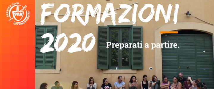 Partecipa alle formazioni 2020 di SCI-Italia e parti subito per un progetto di volontariato!
