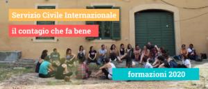 formazioni volontariato internazionale