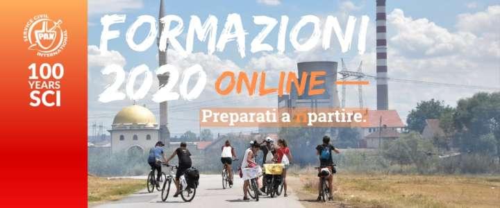 Formazioni on-line per il volontariato internazionale
