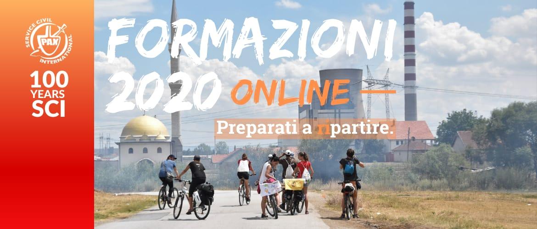 Le formazioni on-line