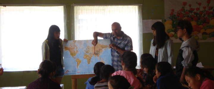 RaccontiamoSCI: Salvatore Fancello ci racconta attraverso immagini la sua esperienza di volontariato in Mongolia