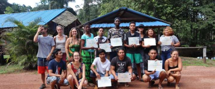 Call per partecipanti: SCI Francia cerca 8 volontari ESC per la Guyana Francese