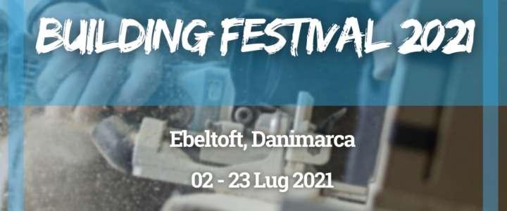 Workcamp in Danimarca: Building Festival 2021