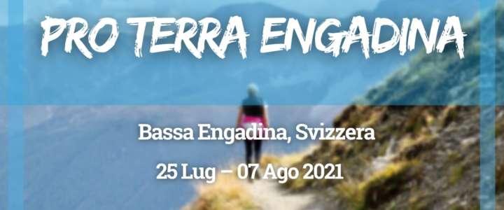 Workcamp in Svizzera: Pro Terra Engiadina