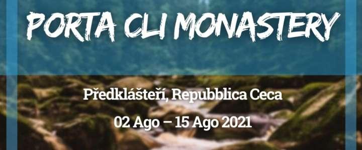 Workcamp in Repubblica Ceca: Porta Cli Monastery