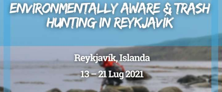 Workcamp in Islanda: Environmentally Aware & Trash Hunting in Reykjavík