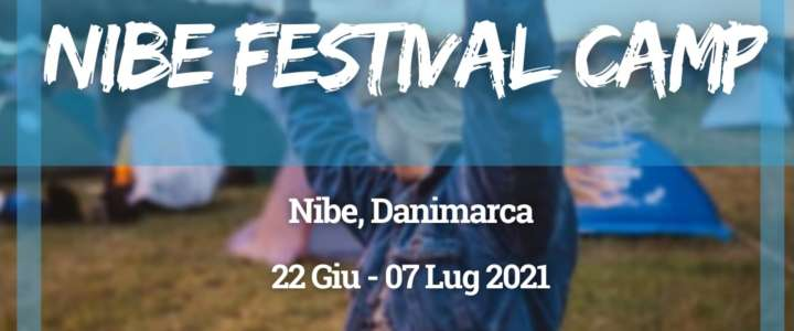 Workcamp in Danimarca: Nibe Festival Camp