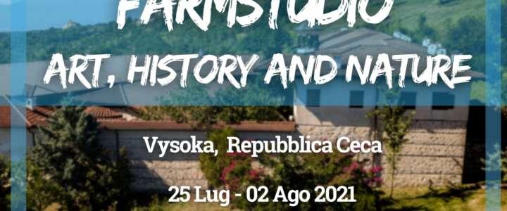 Workcamp in Repubblica Ceca: Farmstudio – Art, history and nature