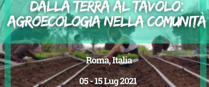 Workcamp in Italia: Dalla terra al tavolo: agroecologia nella comunità