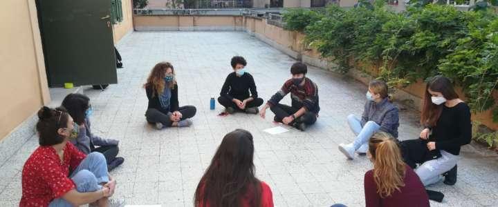 L'esperienza di Danila Fanelli durante una formazione con SCI Italia