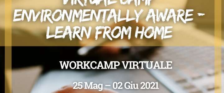 Workcamp virtuale: Environmentally Aware – Learn from Home