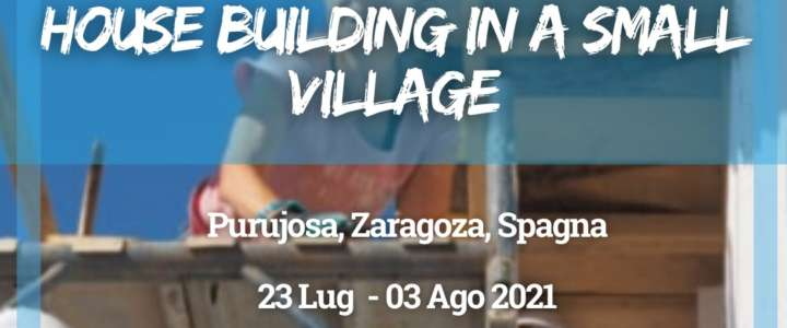 Workcamp in Spagna: House Building In A Small Village