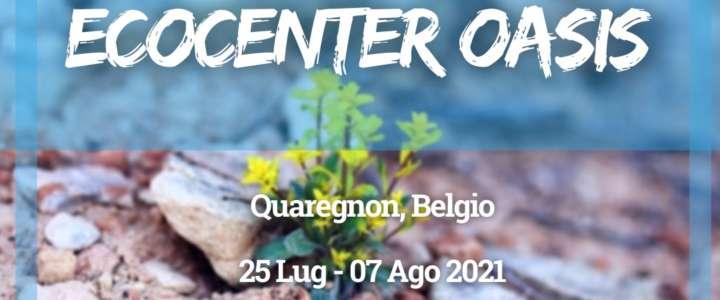 Workcamp in Belgio: Ecocenter Oasis