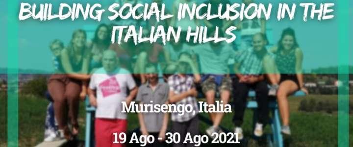 Workcamp in Italia: Building social inclusion in the Italian hills