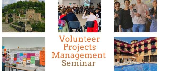 "Call per partecipanti: Seminario ""Volunteering Projects Management"" a Dryanovo (Bulgaria)"