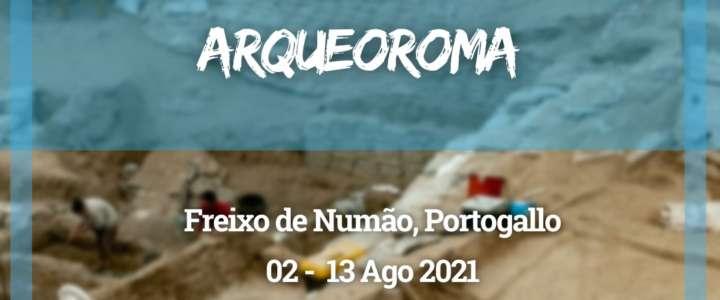 Workcamp in Portogallo: Arqueoroma