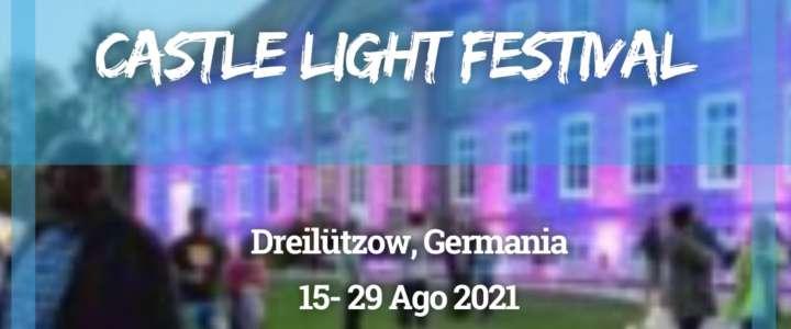Workcamp in Germania: Castle light festival