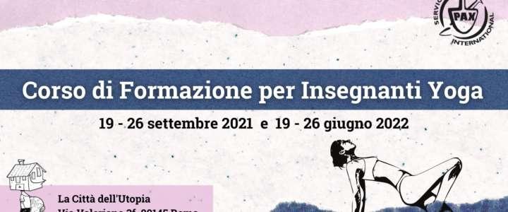 Corso di Formazione per Insegnanti Yoga a Roma