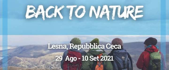 Workcamp in Repubblica Ceca: Back to Nature