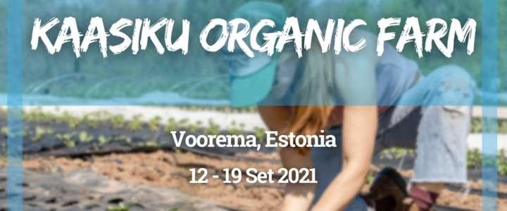 Workcamp in Estonia: Kaasiku Organic Farm II