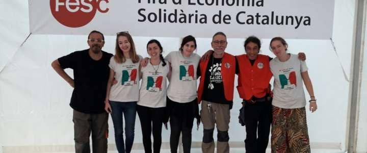 Workcamp in Catalogna: Fair of Economical Solidarity Catalonia